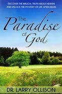 Paradise of God Paperback