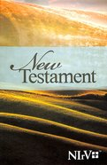 NIRV New Testament (Anglicised 2015) Paperback
