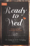 Ready to Wed Paperback
