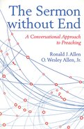 The Sermon Without End Paperback