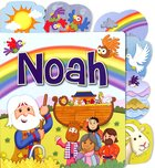 Noah (Candle Little Tabs Series) Board Book
