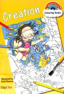 Creation (Rainbow Colouring Book Series)