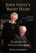 John Stott's Right Hand Paperback