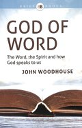 God of Word (Brief Books (Matthias) Series) Paperback
