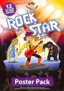Rock Star: How to Have Life - and Life to the Full (Poster Pack) (Kids @ Club Series) Pack