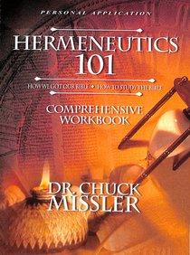 Hermeneutics 101 Comprehensive Workbook