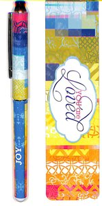 Pen & Bookmark Gift Set: You Are Loved - Collage