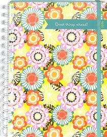 2016 16 Monthly/Weekly Planner: Fashion Great Things Ahead