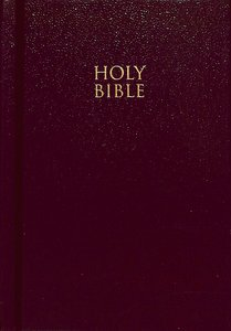 NKJV Gods Word to Go Compact Burgundy Hardcover