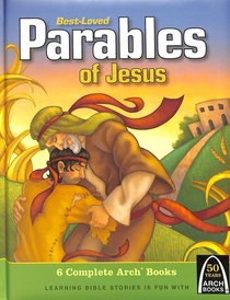 Best-Loved Parables of Jesus (Arch Books Series)