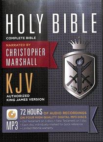 KJV Complete Bible on MP3