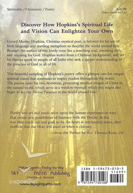 hopkins as a religious poet
