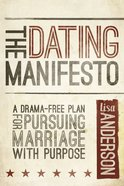 The Dating Manifesto Paperback