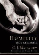 Humility Hardback