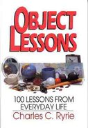 Object Lessons Paperback