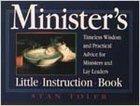 Minister's Little Instruction Book Paperback