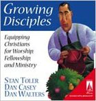 Growing Disciples (Lifestream Resources Kits Series) Ring Bound