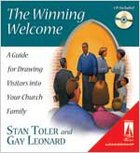 The Winning Welcome (Includes CD) (Lifestream Resources Kits Series) Ring Bound