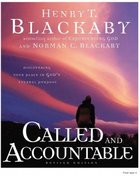 Called and Accountable Workbook (2005) Paperback