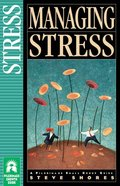 Managing Stress (Pilgrimage Small Group Guide Series)