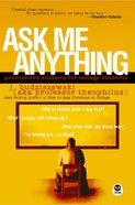 Ask Me Anything Paperback