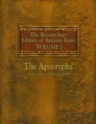 Researchers Library of Ancient Texts, The #01