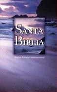 Nvi Santa Biblia/Nvi Contemporyary Hardcover Bible Beach Hardback