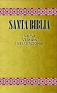 Nvi Compact Bible Yellow Paperback