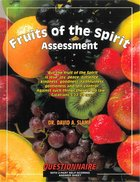 Fruit of the Spirit Survey Paperback