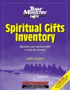 Spiritual Gifts Inventory (10-pack)