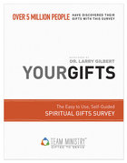 Spiritual Gifts Survey For Adults (10-Pack) (Your Gifts Series) Pack