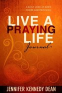 Live a Praying Life Journal Hardback