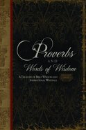 Pocket Inspirations: Proverbs and Words of Wisdom