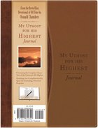 My Utmost For His Highest Journal Imitation Leather