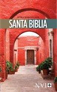 Nvi Santa Biblia Letra Grande (Large Print Bible) Paperback