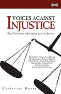 Voices Against Injustice Paperback