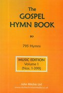 Gospel Hymn Book Music Edition (Music Book) (2 Volumes)