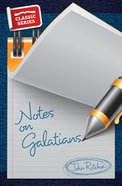 Crps: Notes on Galatians