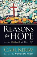 Reasons For Hope Paperback