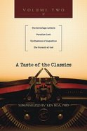 A Taste of the Classics (Vol 2) Paperback