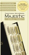 Majestic Bible Tabs Traditional Gold-Edged (Includes Catholic Tabs) Stationery