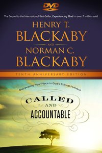 Called and Accountable (Anniversary Edition Dvd)