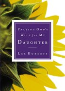 Daughter (Praying God's Will Series) Paperback