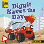 Building God's Kingdom: Diggit Saves the Day Board Book