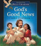God's Good News Bible Storybook Hardback