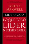 Liderazgo (The Complete 101 Collection)
