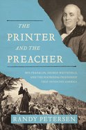 The Printer and the Preacher Hardback