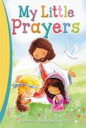 My Little Prayers Hardback