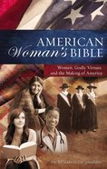 American Woman's Bible, NKJV (Signature Series) Hardback