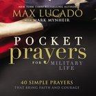 Pocket Prayers For Military Life (Pocket Prayers Series) Hardback